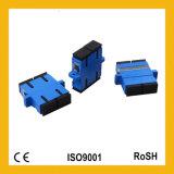 Singlemode Multimode Simplex Duplex Optische Adapter van de Vezel van Sc 0.2dB