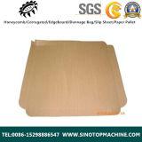 Feuille de glissade de papier de qualité, utilisée pour le système de traction et de poussée