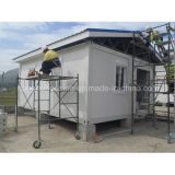 Het norm Geprefabriceerde Huis van de Container van het Staal Mobiele