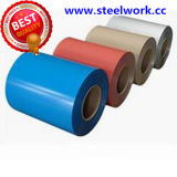 A cor da qualidade PPGI/PPGL/Gi/Gl de Hight revestiu a bobina de aço para o obturador do rolo