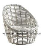 Софа мебели сада высокого заднего ротанга верхнего качества дешевого синтетического напольная установила (YT623)