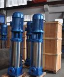 Pompe de circulation à plusieurs étages verticale à haute pression de tour de refroidissement