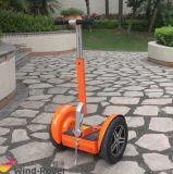 Elektrische Autoped van het Saldo van twee Wiel de Zelf met de Blokkenwagen van Ce