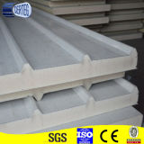 Polyurethaneの100mm Fireresistant Sandwich Roof Panel