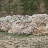 Película Waste que recicl esmagando o lavagem e linha de secagem