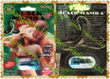 Pillen van de Versterker van het Platina van de tijger de Extreme 9000 Mannelijke Seksuele voor Libido & Uithoudingsvermogen
