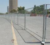 Beruf-Fabrik-Zubehör-temporärer Zaun mit konkurrenzfähigem Preis