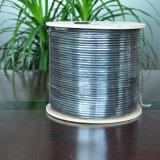 OpenluchtKat 6 van de Kabel van het netwerk het Schild van de Band van het Aluminium van de Kabel van FTP (ers-1605259)