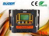 Controlador solar solar novo do controlador de sistema MPPT do produto 10A de Suoer (SON-MPPT-10A)