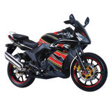 Velomotor novo do gás do estilo 200cc 250cc para a venda