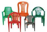 形成されたシートおよび背部が付いているプラスチックレストランの肘掛け椅子の注入型