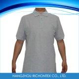 미국 Onlie 아이는 보통 백색 폴로 셔츠를 도매한다
