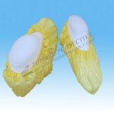 방수 위생 CPE/PE 플라스틱 단화 덮개 또는 Overshoes