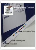 Gedruckte gewölbtes Papier-Einzelverkaufs-Zählwerk-Bildschirmanzeige