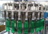 Máquina de rellenar del agua del animal doméstico/máquina de rellenar del jugo de la botella