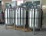 Miscelatore d'emulsione dello sciampo della lozione di vuoto dell'acciaio inossidabile