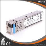 приемопередатчик 100Base-BX 1310nm Tx/1550nm Rx 20km SFP BIDI