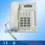 Teléfono dominante exclusivo para el Keyphone pH201 del PBX
