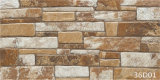 Tuile rustique décorative de mur extérieur de porcelaine (300X600mm)
