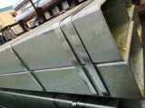 溶接鋼鉄によって電流を通される鋼管