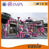 Grande Highquality Safety Funny Children Outdoor Playground per Mall