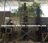 Distillation noire de rebut d'huile à moteur réutilisant l'épurateur (EOS)
