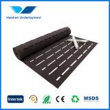 Espuma insonora protectora de EVA del suelo con el orificio largo (EVA30-HOLE)
