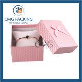 Caja de embalaje de la pulsera con la pieza inserta de la almohadilla (CMG-PGB-020)