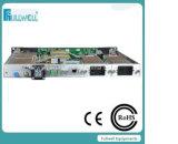 external de 2X12dBm CATV 1550nm Optical Transmitter avec Cnr>52dB, Sbs : réglage 13~19dBm