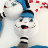 Turmi Two Kids Shape Lovely Doll Peluche souple en peluche