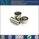 Produtos de trituração e de giro do CNC personalizado do aço de cromo do chapeamento