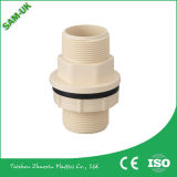 CPVC Custom Fittings Conexiones CPVC CPVC Cross Fitting