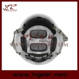 Système de la suspension rapide de casque d'EVA pour des accessoires de casque de sûreté