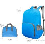 Sac à dos portatif, sac campant extérieur, sac à dos de polyester