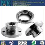 Het Roestvrij staal CNC die van de hoge Precisie de Delen van de Cirkel machinaal bewerken