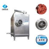 Moedor de carne elétrico industrial de aço inoxidável