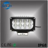 Alto indicatore luminoso del lavoro di lumen LED per l'indicatore luminoso dell'automobile del fascio LED dell'inondazione del punto di pollice 40W delle automobili 5.5