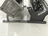 Nuovo tipo taglierina manuale Grt-Hvc02 della patata fritta con il Baseboard e la maniglia nera e per le verdure di taglio