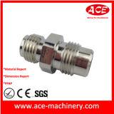 Pezzo meccanico di CNC della parte diSpruzzatura del sistema
