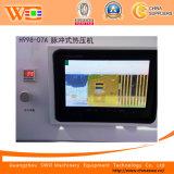 Máquina de Solsering del calor del pulso que repara el equipo para TV (H998-07A)