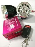 Acoustique sans fil du système d'alarme MP3 de moto