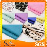 Tessuto di stampa della saia dello Spandex del cotone (SRSCSP 404)
