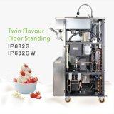 Macchina del gelato con due controllo laterale Tp682s