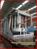 Stahl/Iron/Stainles Steel/Copper/Brass/Bronze/Aluminum Coreless Mittelfrequenzinduktion Furnace/Stove/Oven schmelzend