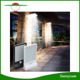 Lumière imperméable à l'eau de mur de rue extérieure de lampe de garantie de jardin de lumière de détecteur de mouvement de l'énergie solaire PIR de l'intense luminosité 450lm 36 DEL