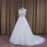 Hoch entwickelte traditionelle Lieferanten-Großverkauf-Hochzeits-Kleider