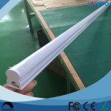 El uso de interior el 1.2m 18W T5 del almacén integró la fuente de la fabricación del tubo