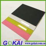 Feuille acrylique de beaucoup de couleurs avec des matériaux de Vierge