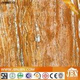 Travertin-hohe Polierporzellan-Bodenbelag-Marmorierungfliese (JM88005D)