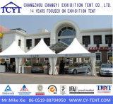 Exposición al aire libre blancas acontecimiento privado Gazebo Carpa Pagoda